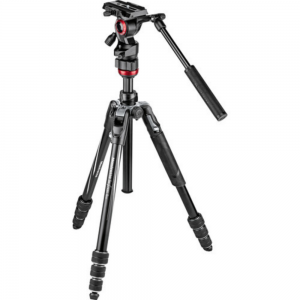 Manfrotto Tripod + BeFree Video Head For Rent