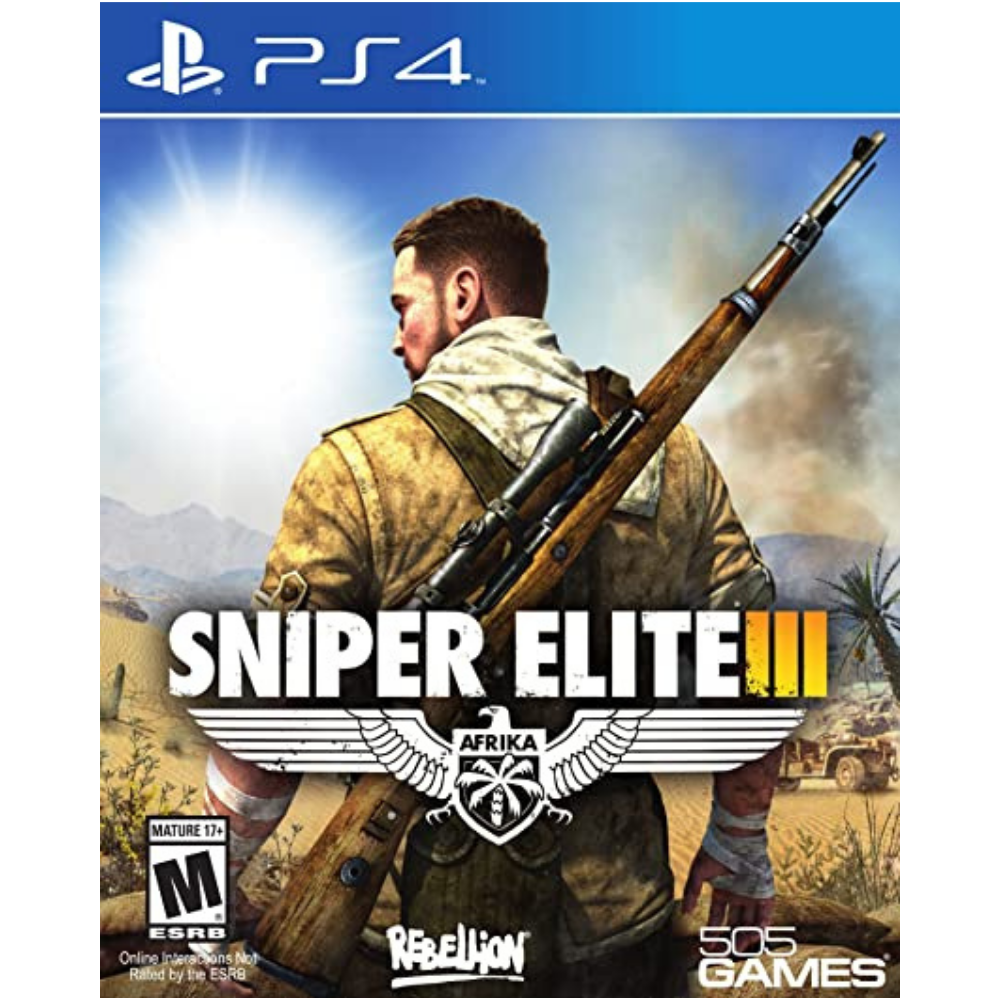 PlayStation game – Snipper