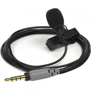 Rode smartLav+ Lavalier Microphone For Rent