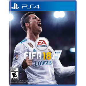 PlayStation game - FIFA 2018 For Rent