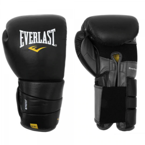 Everlast Leather Pro 3 Boxing Gloves For Rent