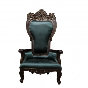 King Chair (Flower) | RentSmart Asia | Renting Is The New Buying