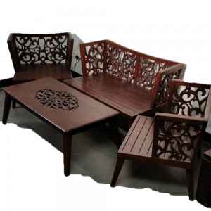 Sofa 2 Seater & Two 1 Seater With Table For Rent