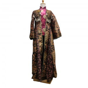 Brown robe set For Rent