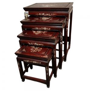 Side Table Set For Rent