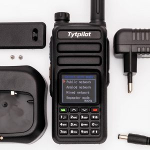 2 Units of TYTpilot IP-79 4G LTE & Analog Two-Way Radio for Rent