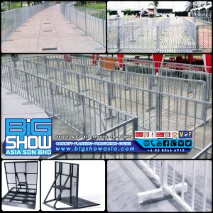 Barricade for Rent