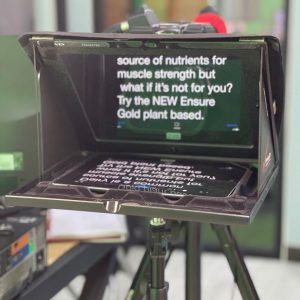 Teleprompter with iPad for Rent | iPads & Tablets | RentSmart Asia | Renting Is The New Buying