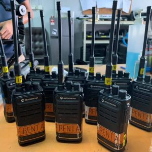 Modonona CP1200 Analog Walkie-Talkie 10set Package for Rent | Other Equipments | RentSmart Asia | Renting Is The New Buying