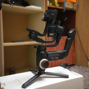 Zhiyun-Tech Crane3-Lab Gimbal for Rent | Tripods & Stabilizers | RentSmart Asia | Renting Is The New Buying