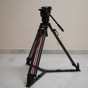Teris TSN6CF-Q Fluid Head & Tripod Kit (Manfrotto Base Plate) for Rent | Tripods & Stabilizers | RentSmart Asia | Renting Is The New Buying