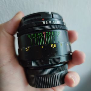 Helios 44-2 58mm F2 for Rent   Lenses   RentSmart Asia   Renting Is The New Buying