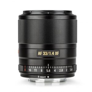 Viltrox AF 33mm f/1.4 XF Lens for FUJIFILM X for Rent   Lenses   RentSmart Asia   Renting Is The New Buying