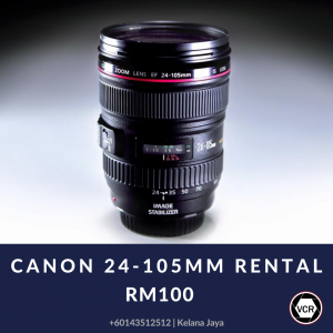 Canon 24-105mm Camera Lens for Rent   Lenses   RentSmart Asia   Renting Is The New Buying