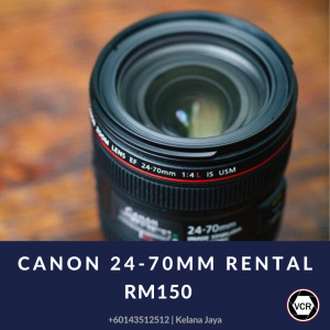 Canon 24-70mm Camera Lens for Rent   Lenses   RentSmart Asia   Renting Is The New Buying