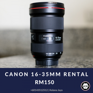Canon 16-35mm Camera Lens for Rent   Lenses   RentSmart Asia   Renting Is The New Buying