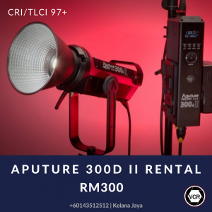 Aputure 300D II for Rent | Lighting | RentSmart Asia | Renting Is The New Buying