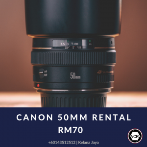 Canon 50mm Camera Lens for Rent   Lenses   RentSmart Asia   Renting Is The New Buying