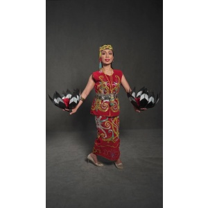 TRADITIONAL WOMEN (SARAWAK)   Traditional   RentSmart Asia   Renting Is The New Buying