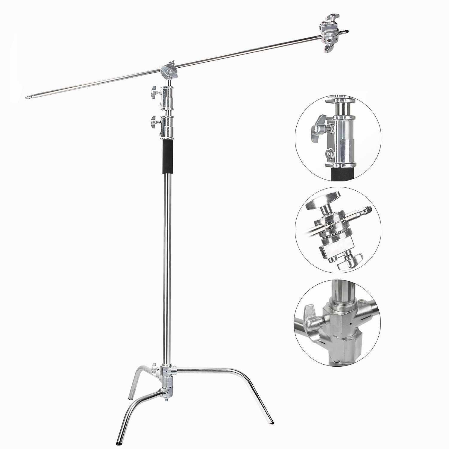 C Stand - Light Stand for Photography Equipment for Rent | RentSmart Asia | Renting Is The New Buying