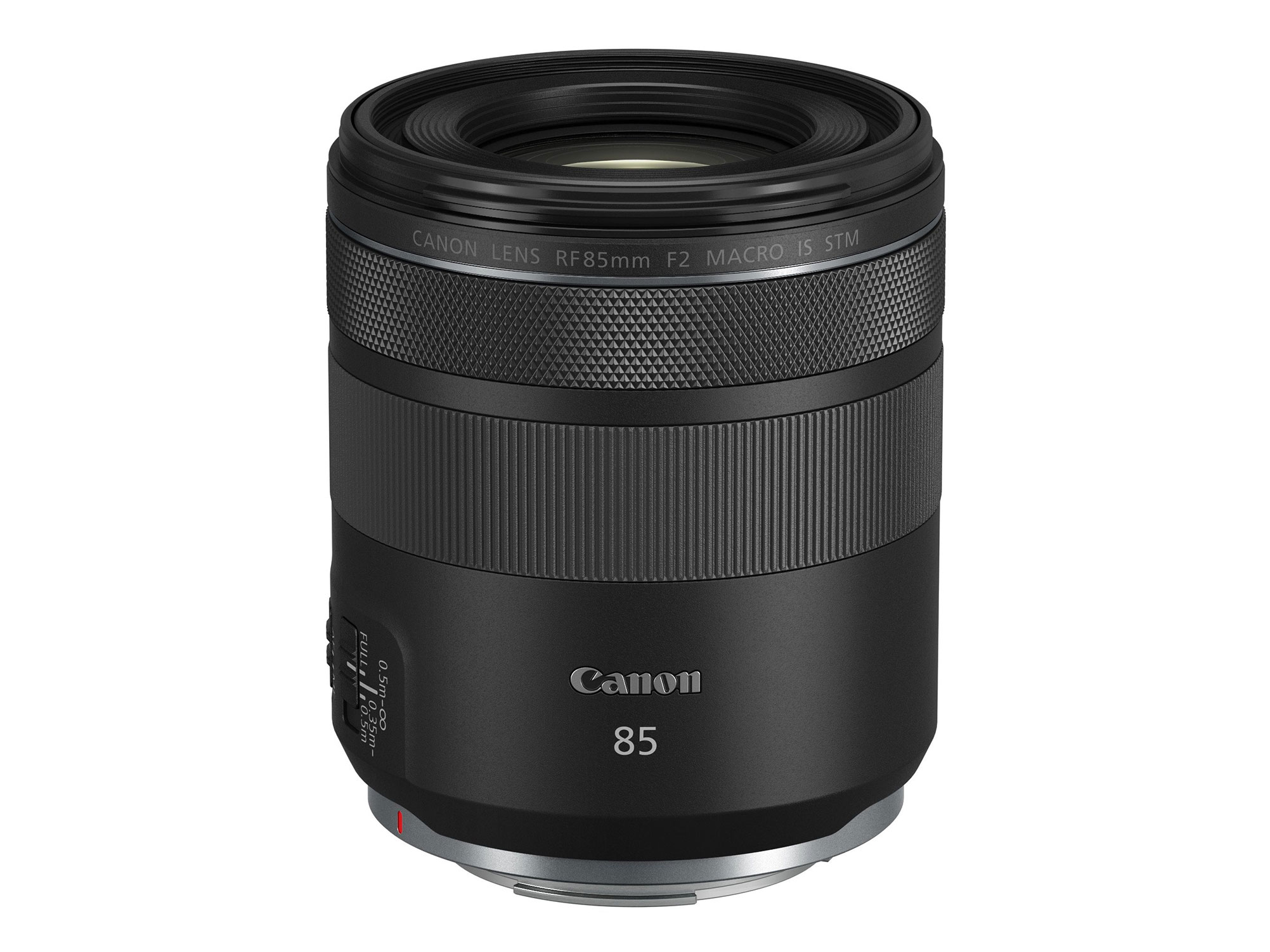Canon RF 85mm f/2 Macro IS STM for EOS R Mirrorless Camera for Rent | RentSmart Asia | Renting Is The New Buying