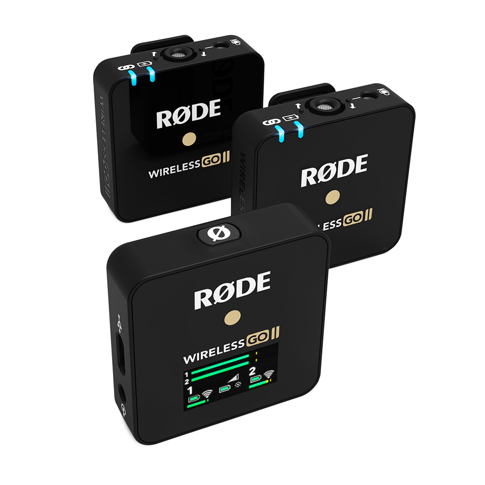 Rode Wireless GO II for Rent | RentSmart Asia | Renting Is The New Buying